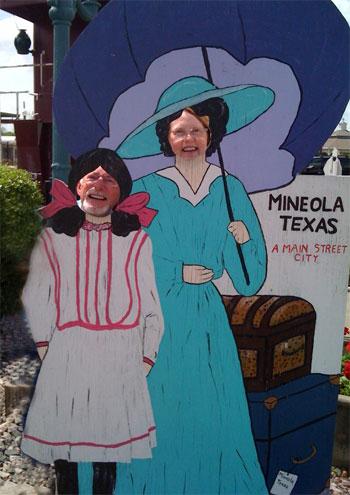 J&J in Mineola